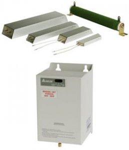 Тормозные модули и резисторы