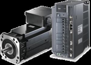 Шпиндельный привод серии ASD-S-F для ЧПУ