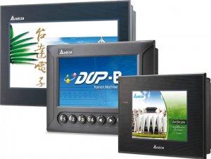 Сенсорные панели оператора DOP-B