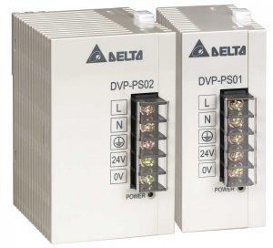Источники питания DVPPS для контроллеров S-серии